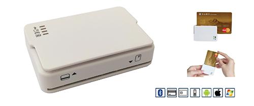 MP506SE : Bluetooth smartcard & magnetic card reader สำหรับ
